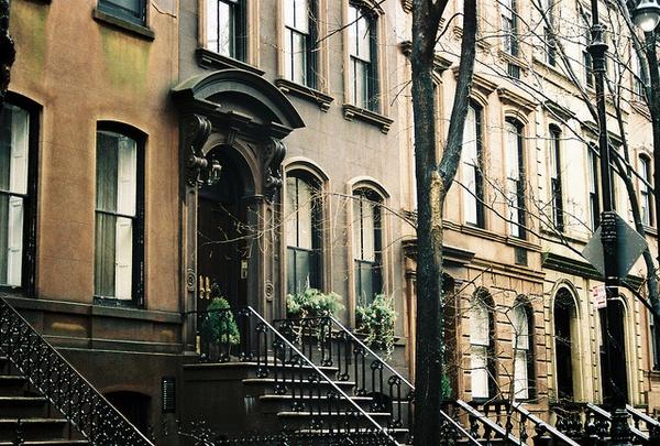 New York : photo by Laura Trosh