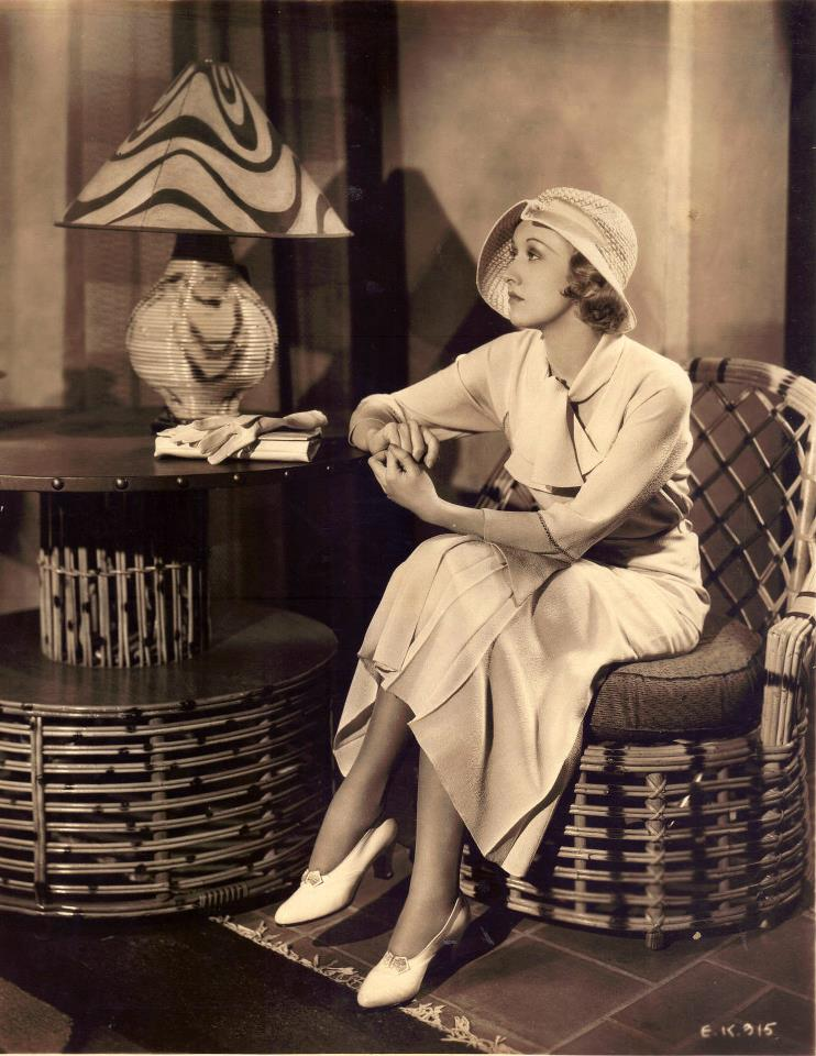 Evalyn Knapp 1930's