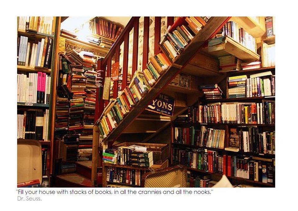 Books take ya places